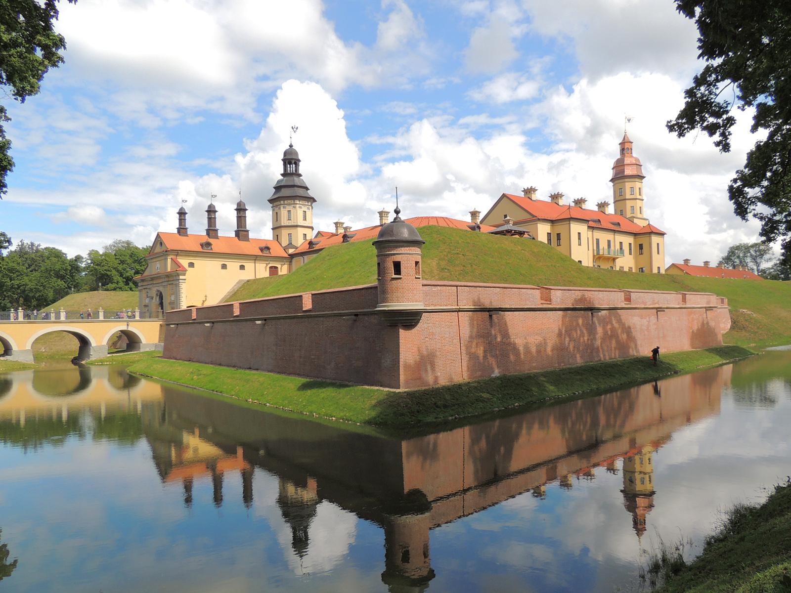 Экскурсии в Несвижский Замок