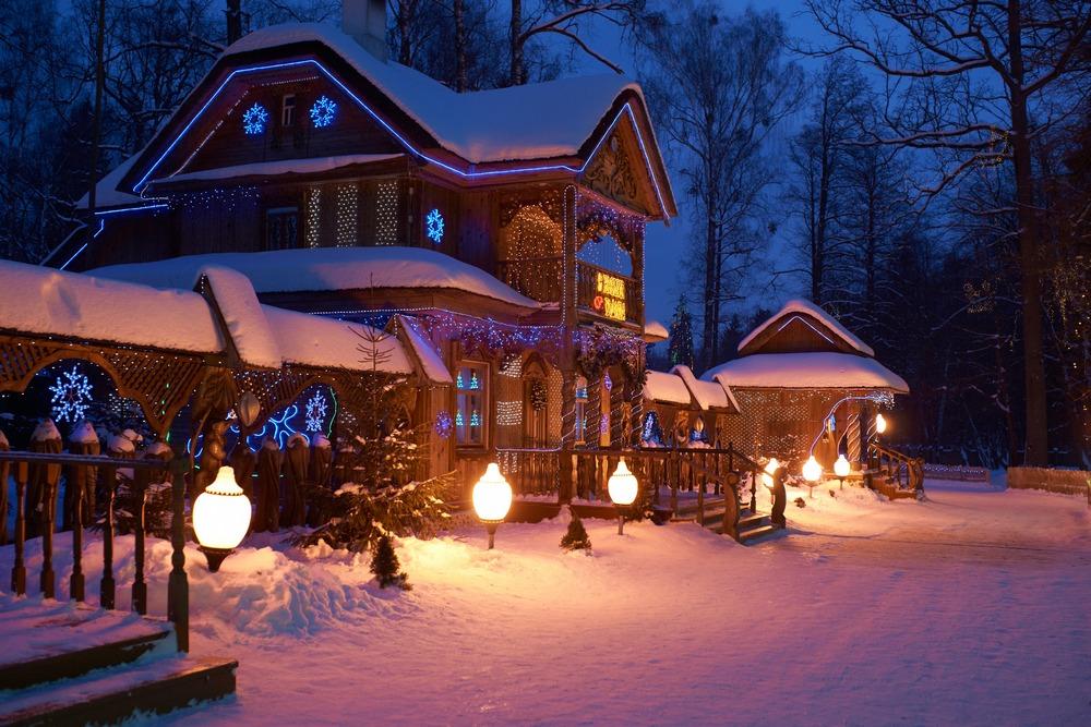 Экскурсии в Поместье Деда Мороза