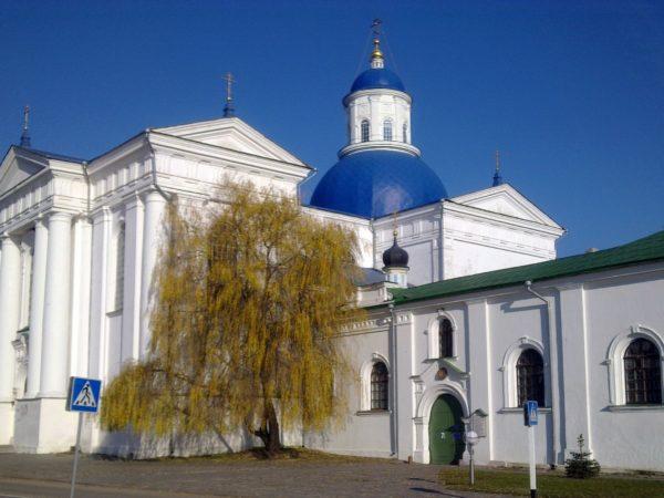 Экскурсии в Жировичи